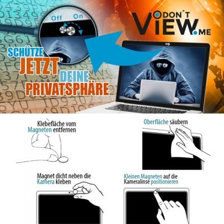 dontview.me 2er-Pack