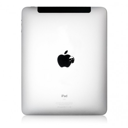 iPad Aufkleber: Ladybug