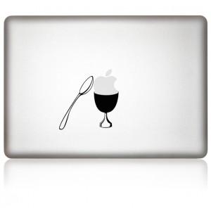 MacBook Aufkleber: iBecher