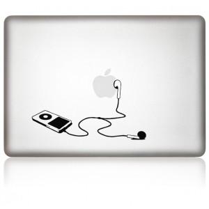 MacBook Aufkleber OnTheGo