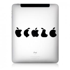 iPad Aufkleber Multivitamin